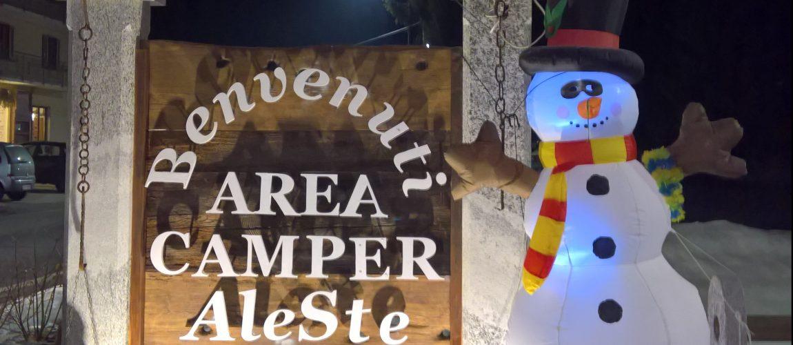 Le terme di Premia e l'area camper Ale&Ste