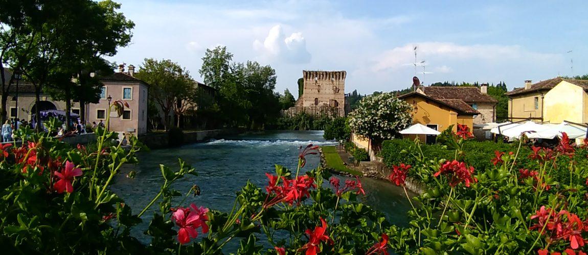 Un'oasi di pace a Borghetto sul Mincio