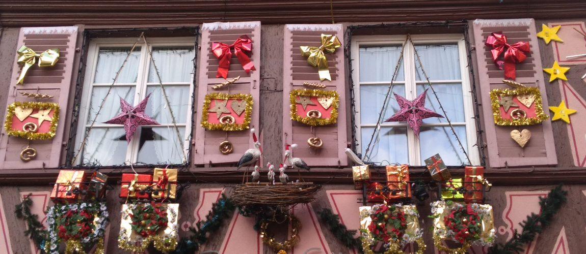 Di nuovo in Alsazia per la magia del Natale