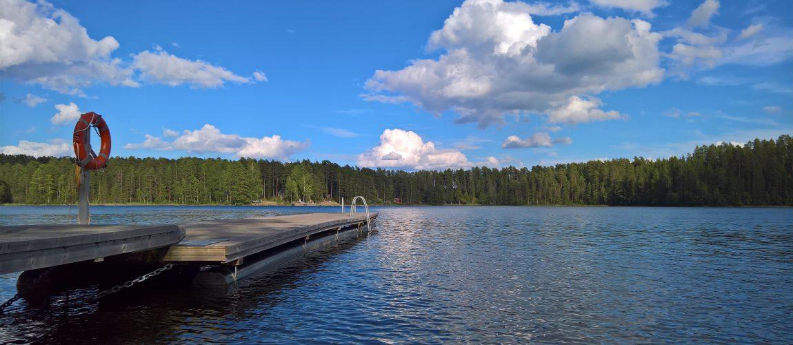 Tramonti, laghi e abeti rossi: incantevole Finlandia