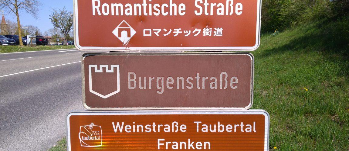 Pasqua lungo la Romantische Strasse